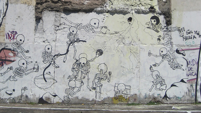 BUENOS AIRES, ARGENTINA ~ 1 – MURAL
