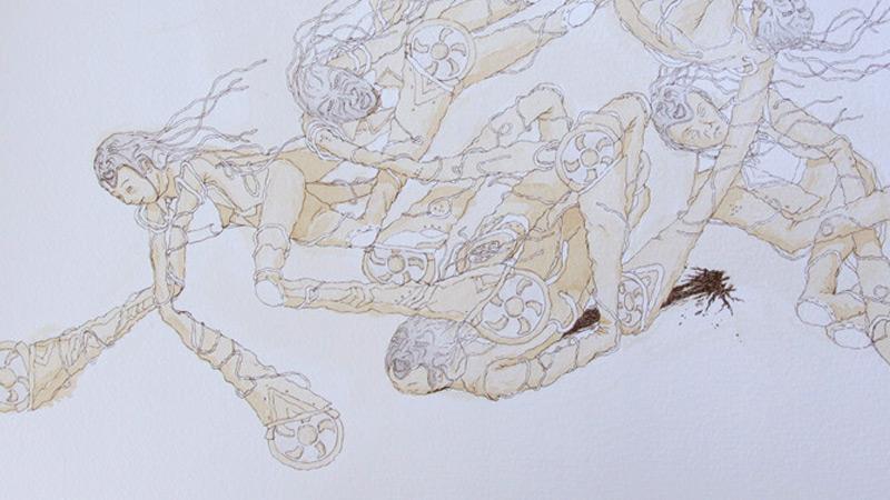 JOYRIDE ART SHOW – ILLUSTRATION