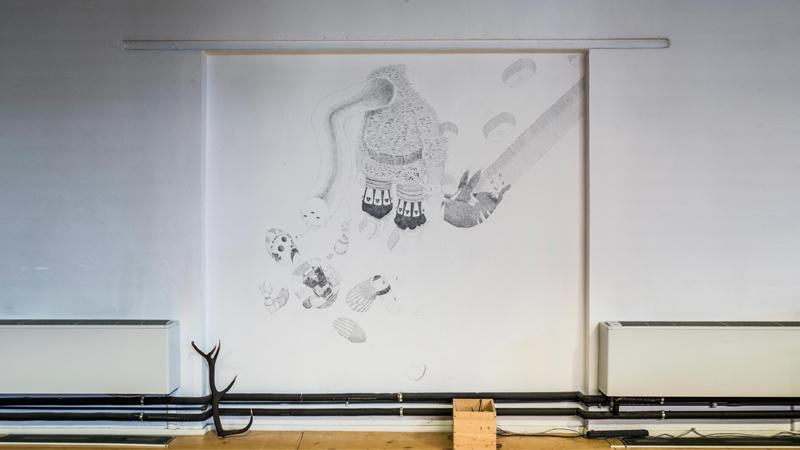 SUEO STUDIO, ITALY – MURAL