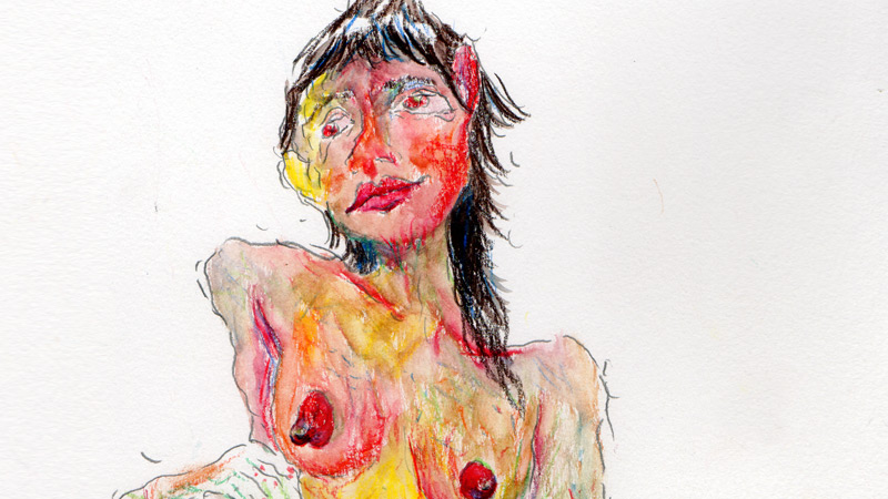 NUDES – LIVE SKETCHES