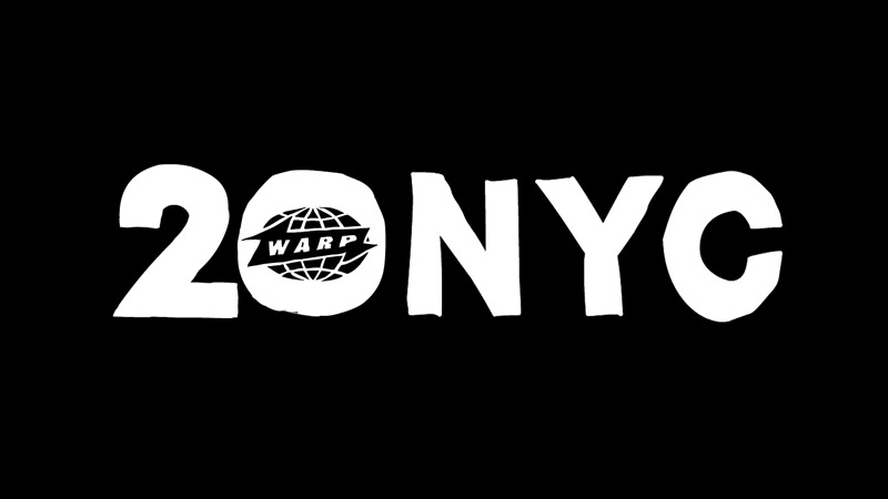 WARP RECORDS – WARP20 NYC DOCUMENTARY